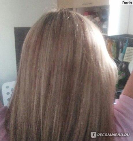 Краска волос матрикс в домашних условиях