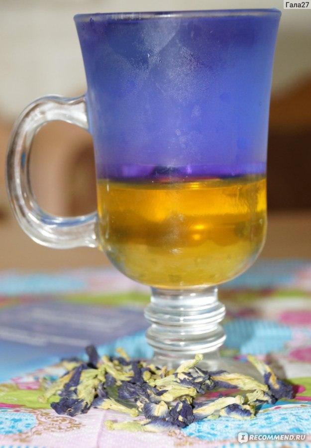 синий чай таиланд для увеличения лактации