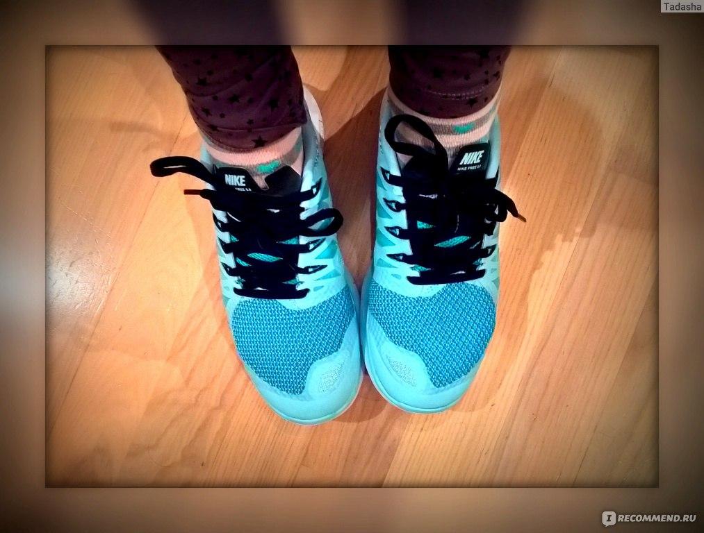 Спортивная женская обувь Nike WMNS FREE 5.0 - «Эффект