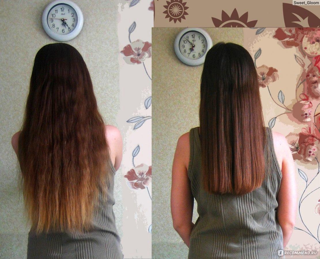 Правильно подстричь волосы домашних условиях 219