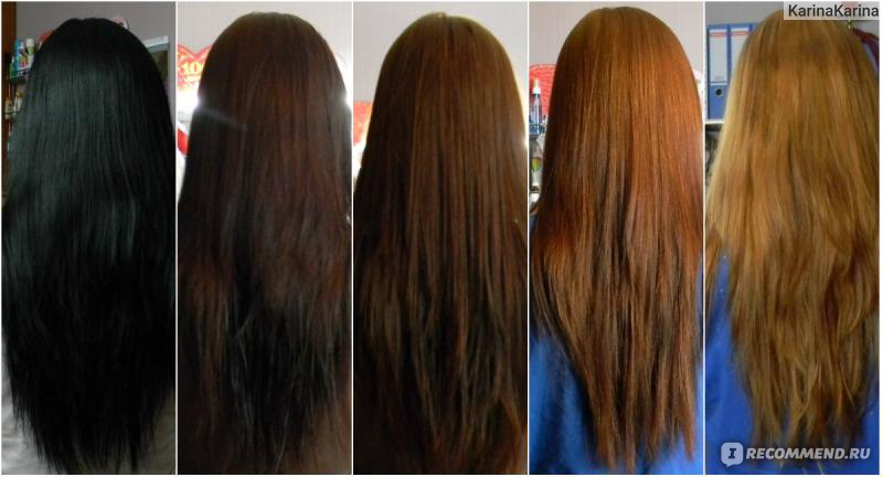 Как быстро смыть темную краску с волос в домашних условиях - Альтаир и К