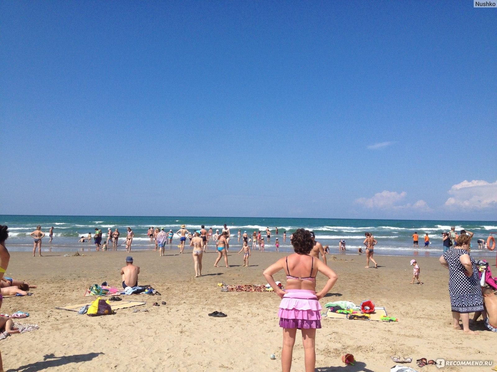 Джемете фото пляжа пионерский проспект