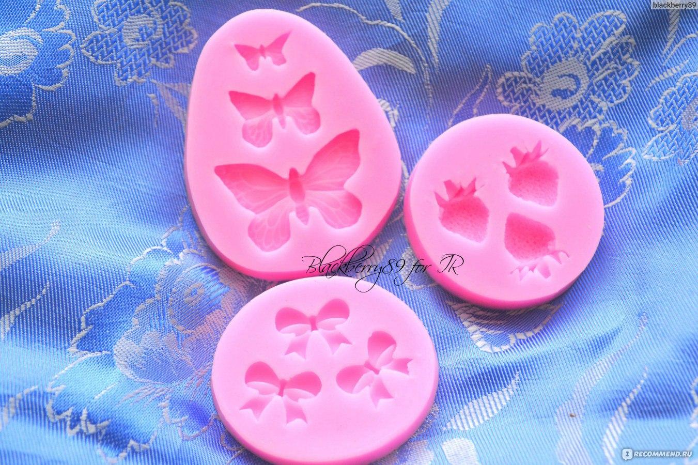 Форма для мыла из силиконового герметика 100