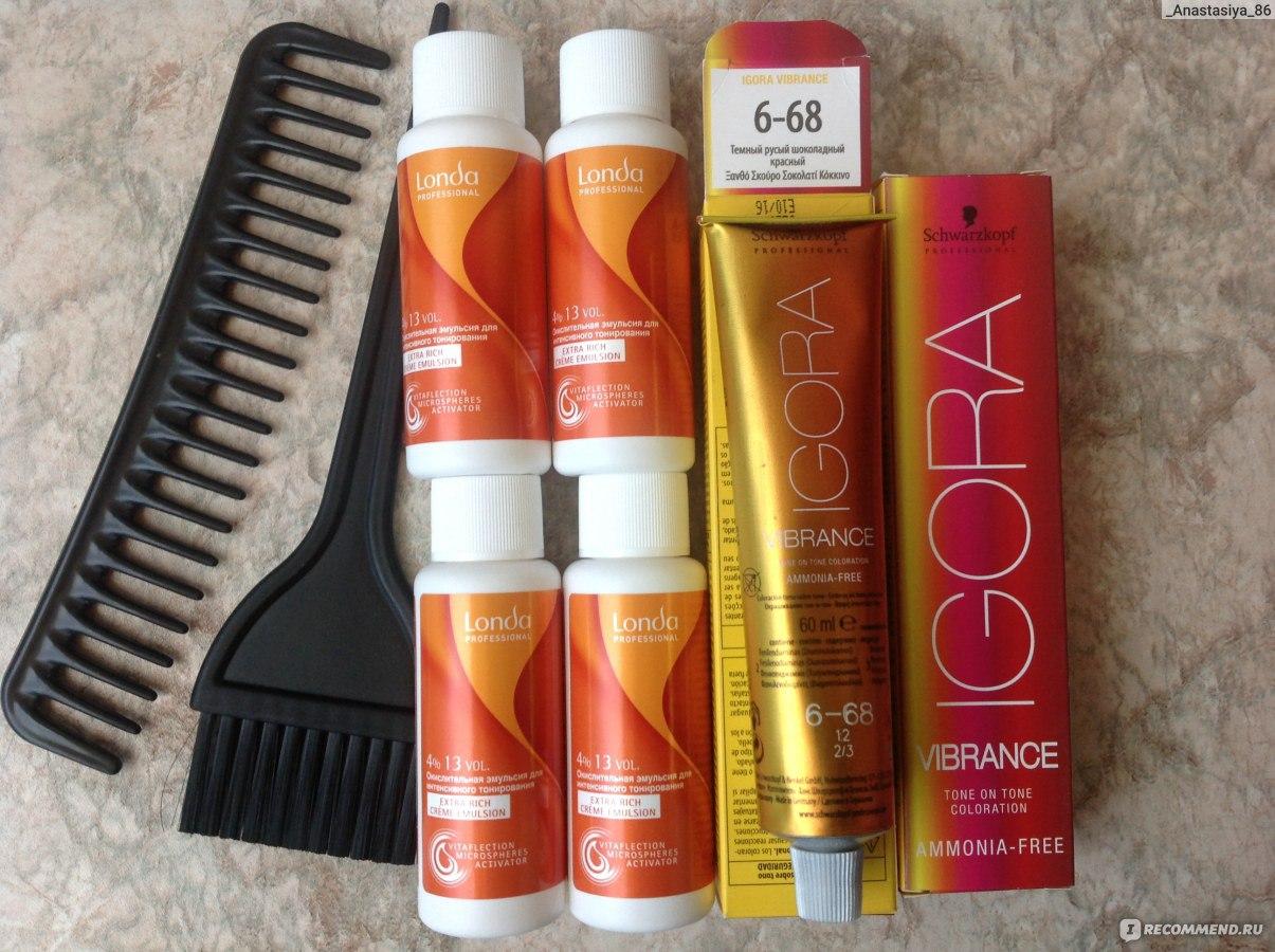 Краски для волос отзывы профессионалов
