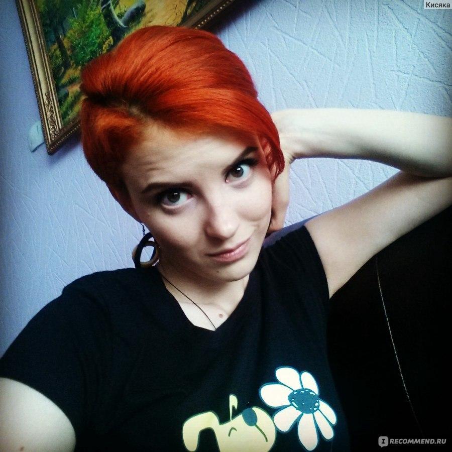 Как покрасить волосы в рыжий цвет : ТОП-3