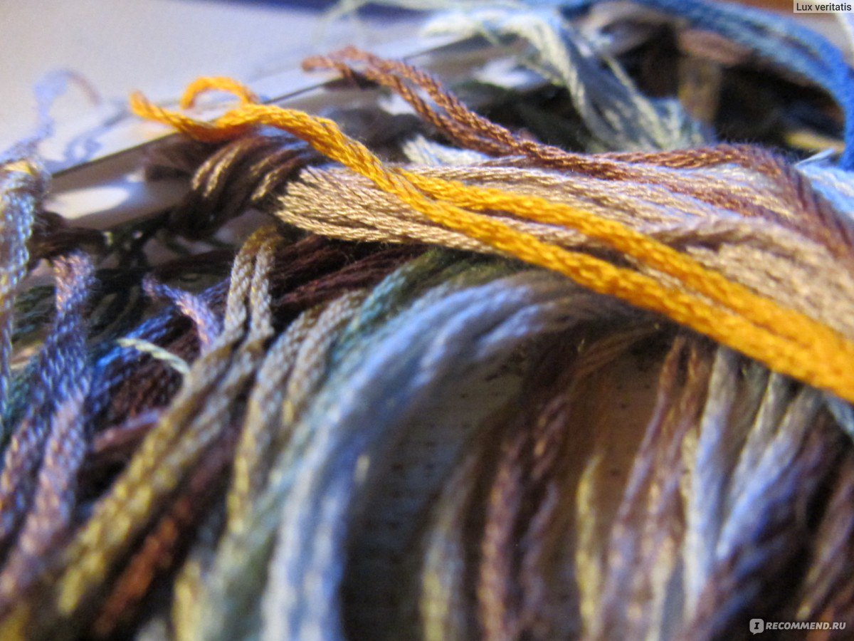 схема вышивки гармония panna