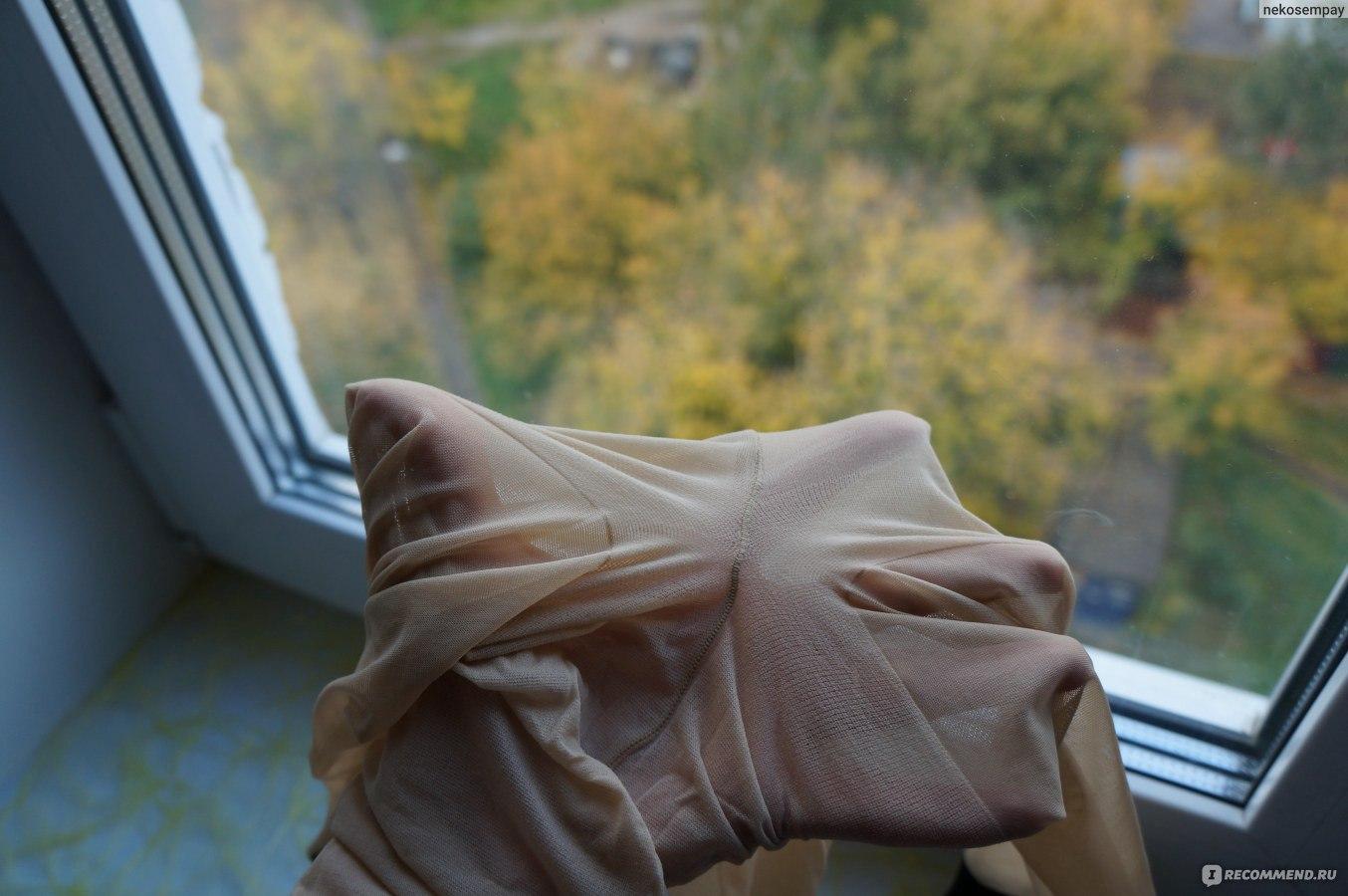 Трусы видна через капронывых калгодках 9 фотография