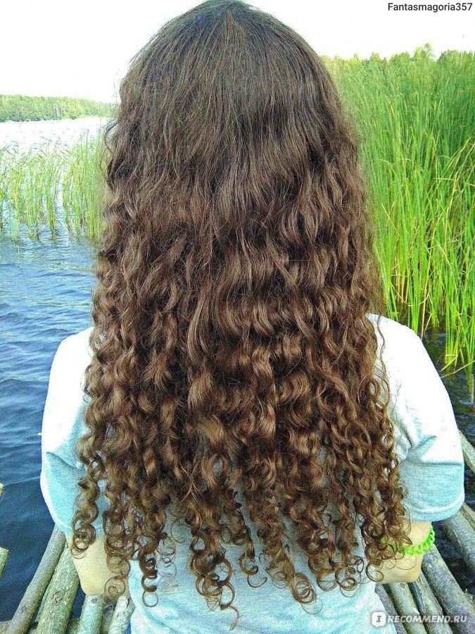 Как сделать чтобы волосы вьются