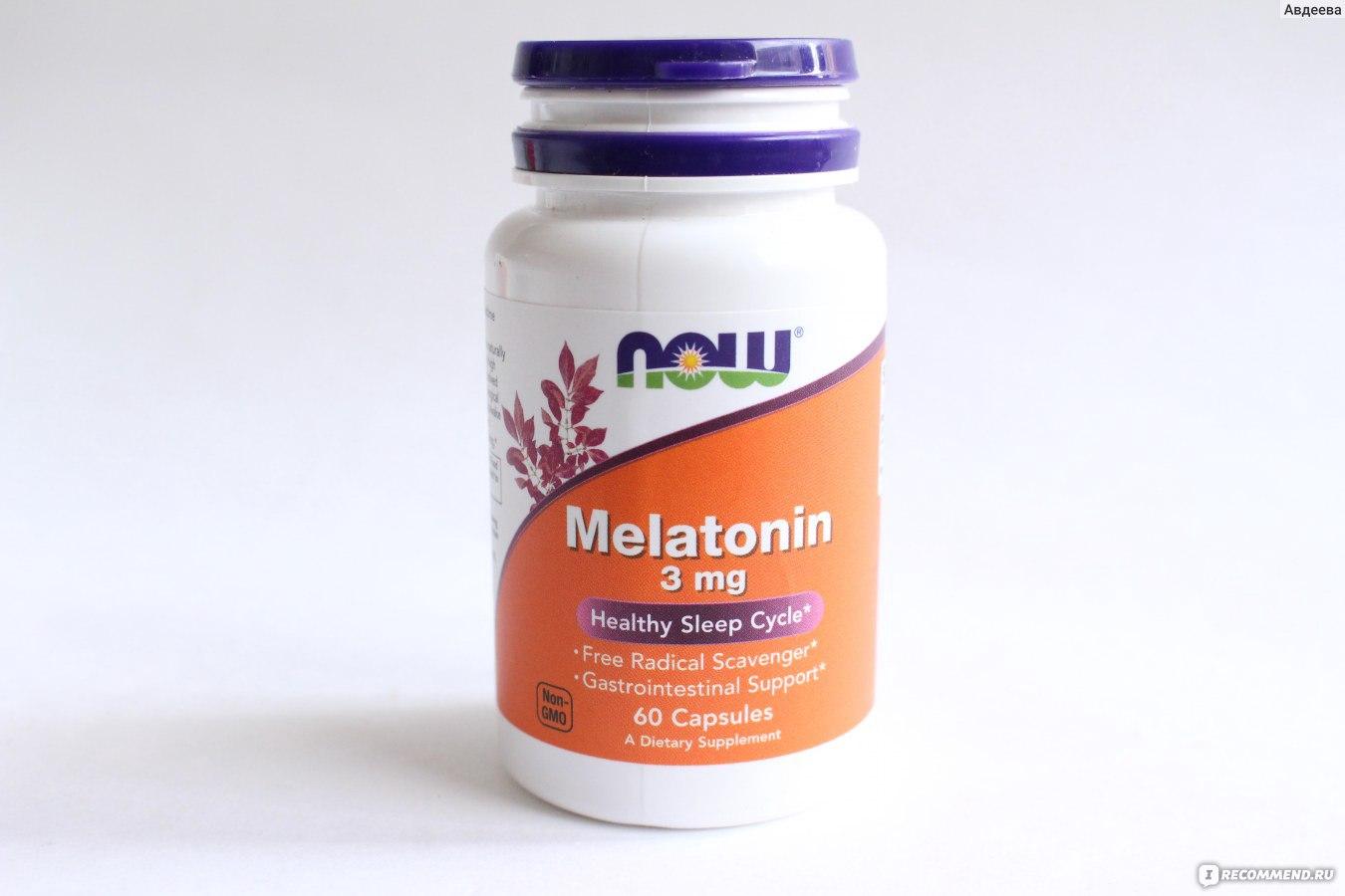 Как долго можно принимать мелотонин