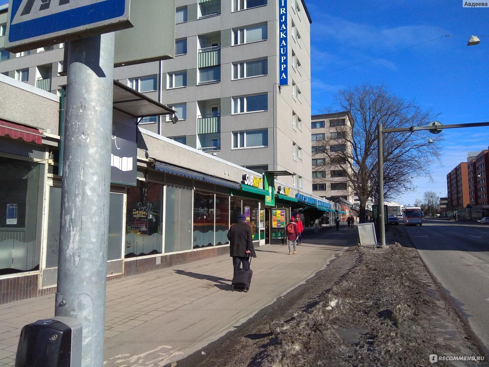 Subway Hämeenkatu