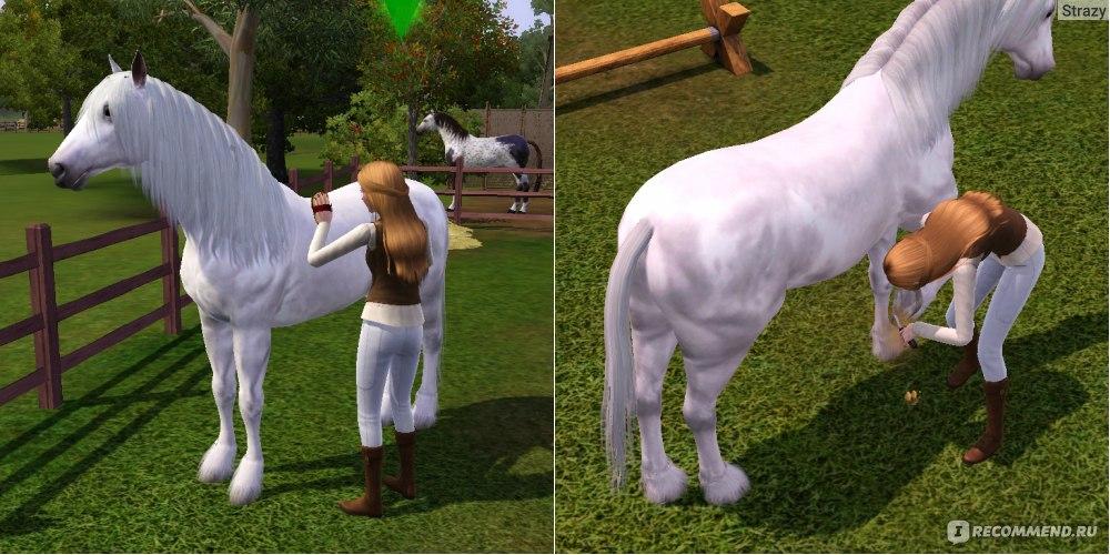 Как сделать в симсе 3 единорога из лошади