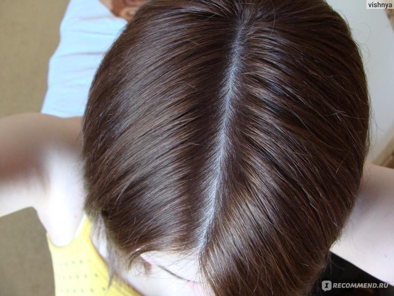 Эстель 6.71 фото на волосах