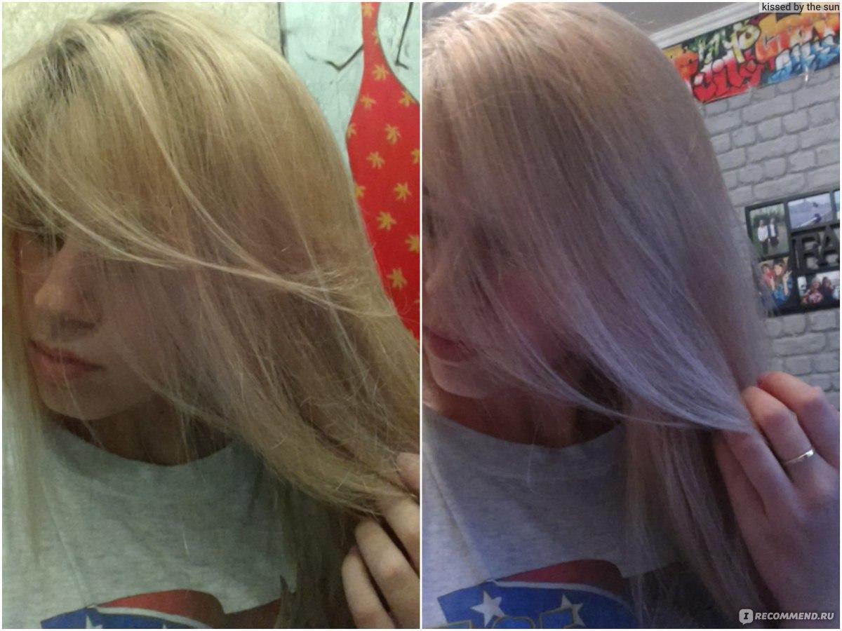 Блондирование волос в домашних условиях - «Больше 10 лет