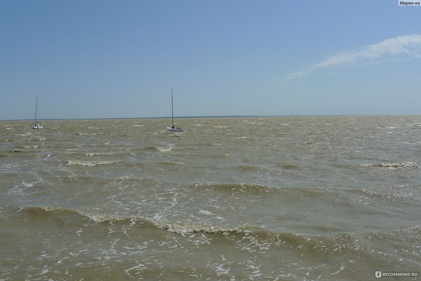 Пляж лиман фото ейска