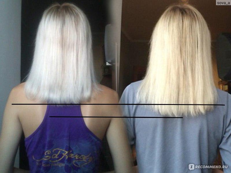 Отрастила волосы своими руками 637