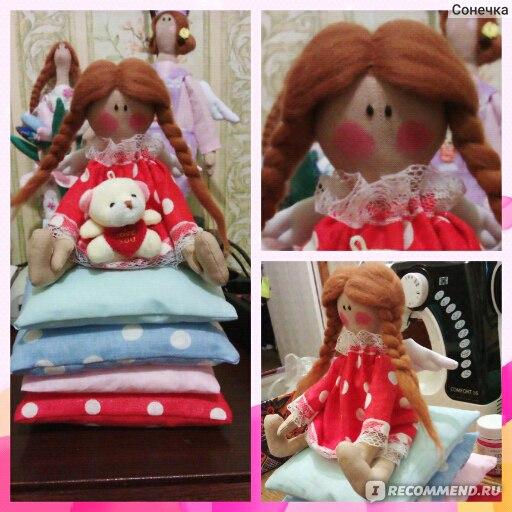 Кукла тильда нет рта
