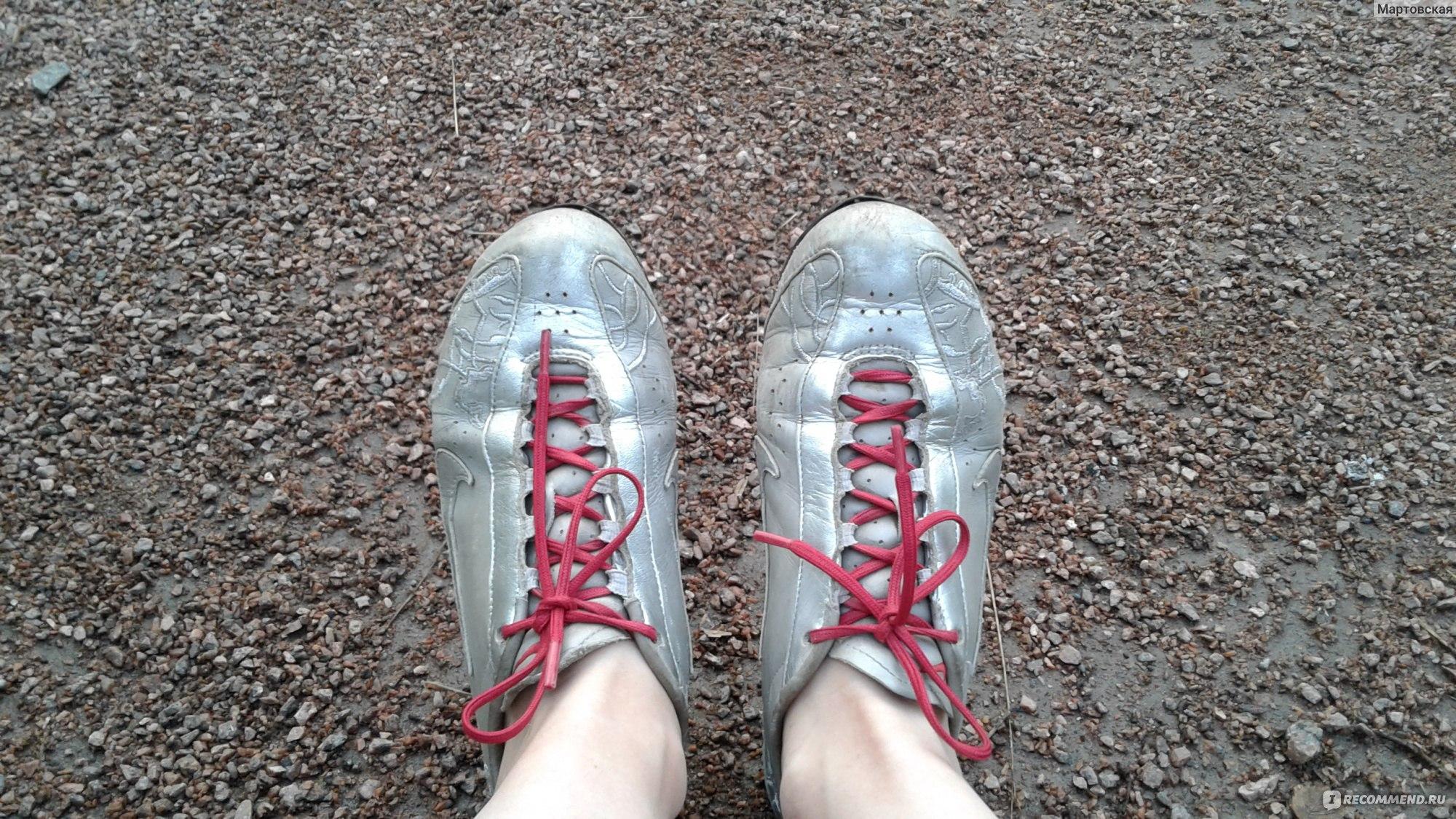8412e94b Кроссовки женские Nike Shox rival - «Хотите неубиваемые кожаные ...