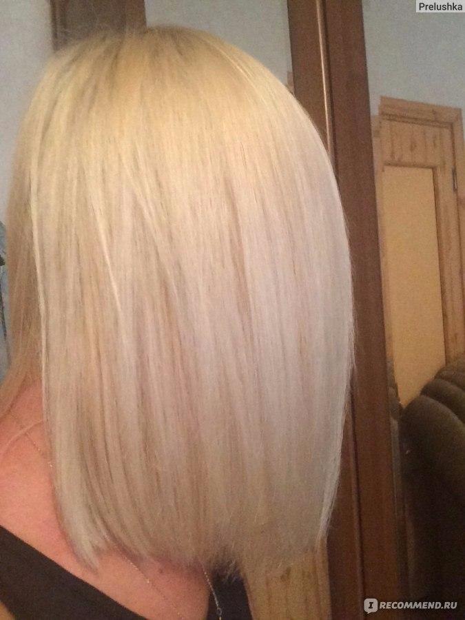 Волосы убитые