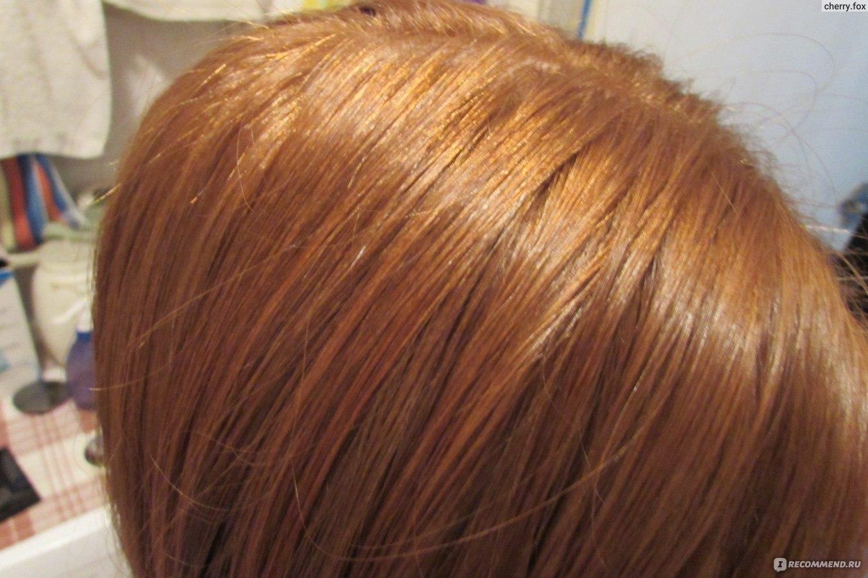 Золотистый янтарь краска для волос