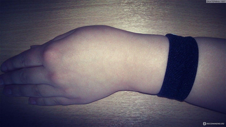 инструкция браслет от укачивания
