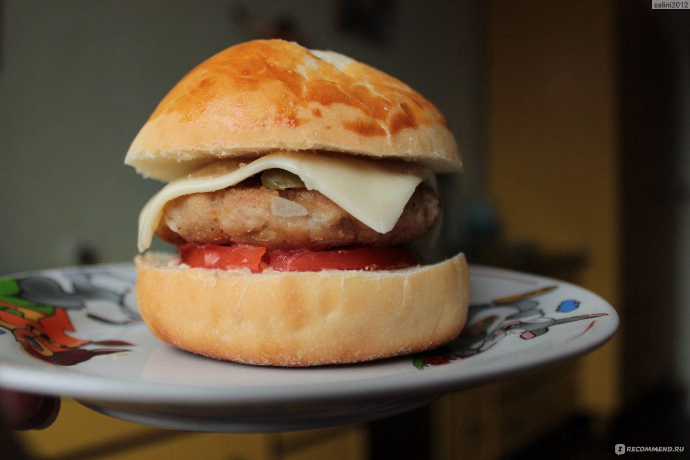 Как сделать гамбургер в домашних условиях с фото 632