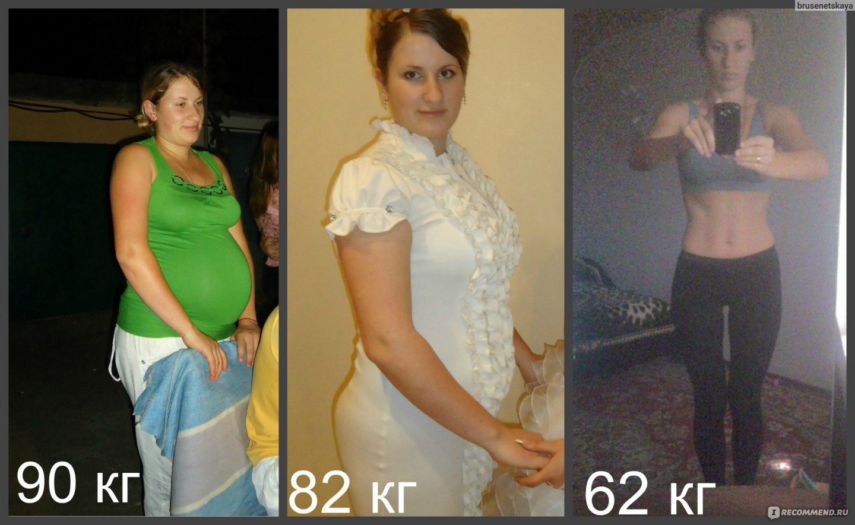 Можно ли похудеть на пп при беременности