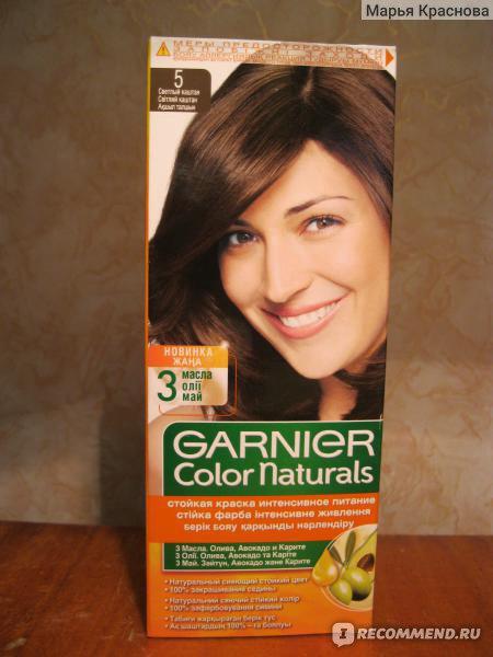 Краска для волос гарньер палитра светлых цветов фото