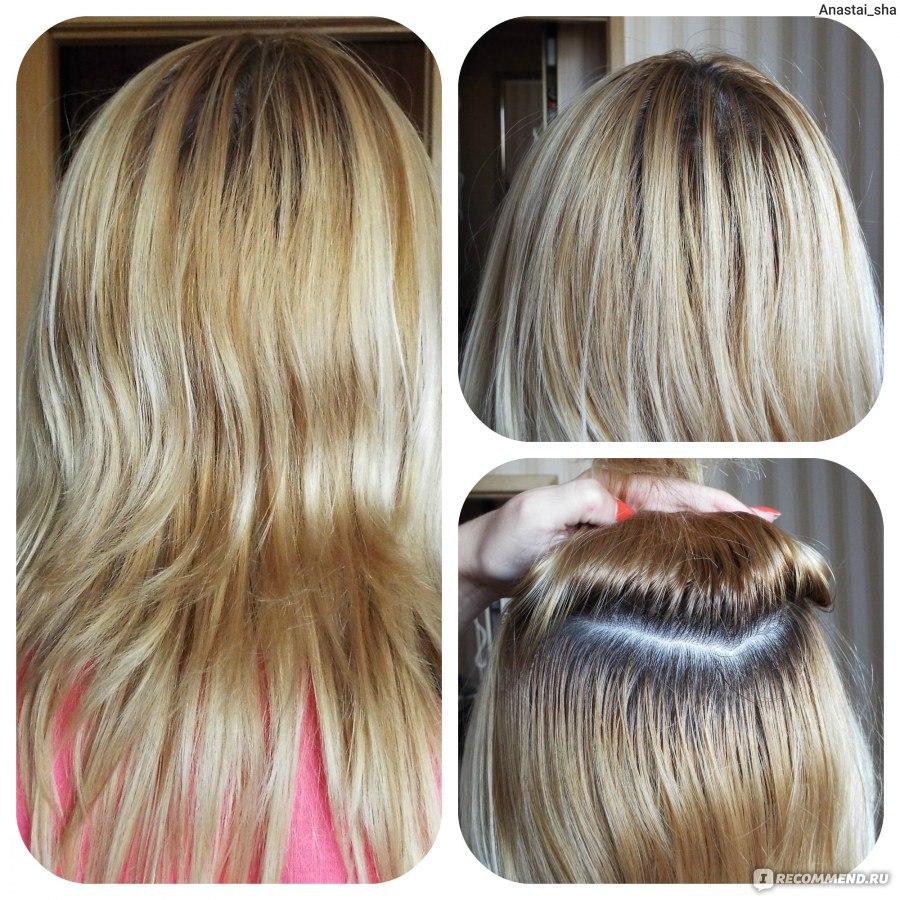Краска для волос Estel Essex Princess — Окрашивание проф