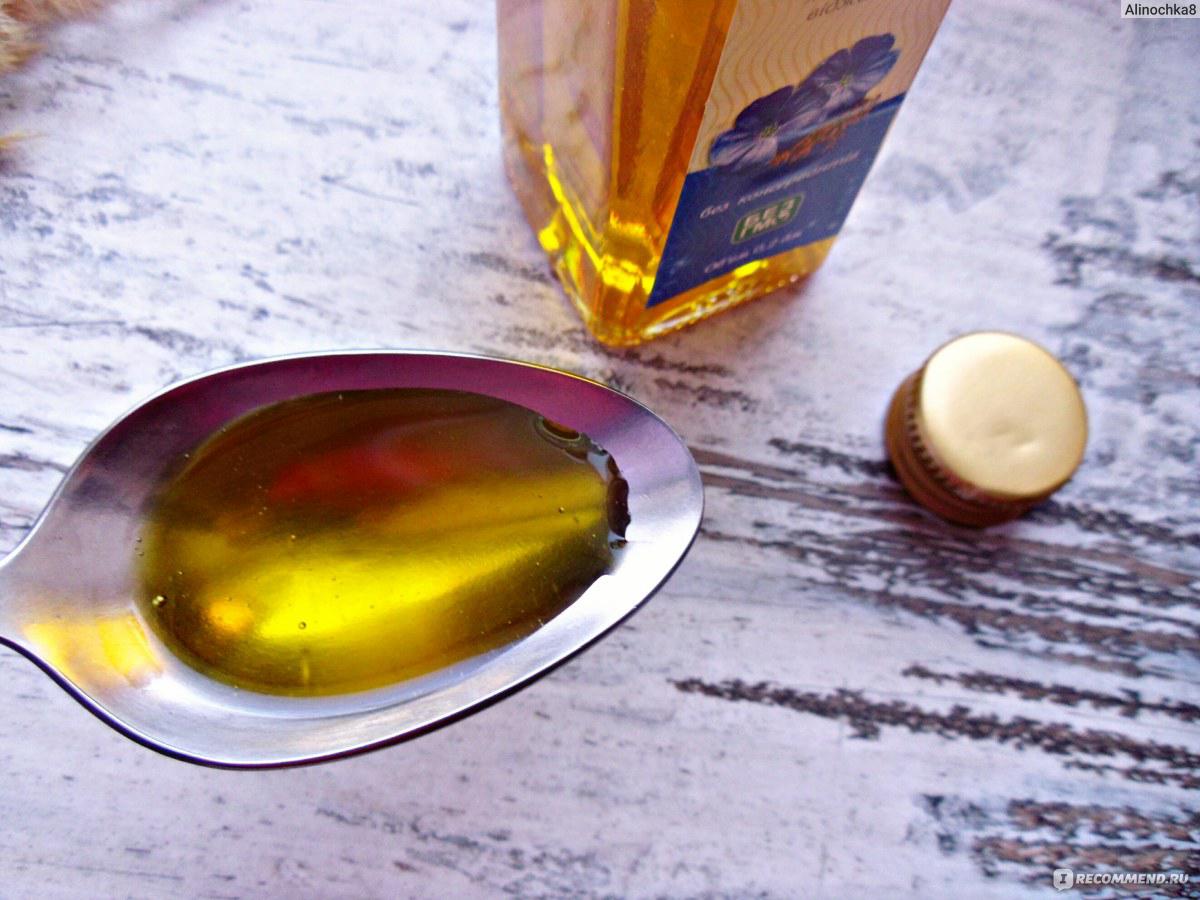 Льняное масло маски в домашних условиях