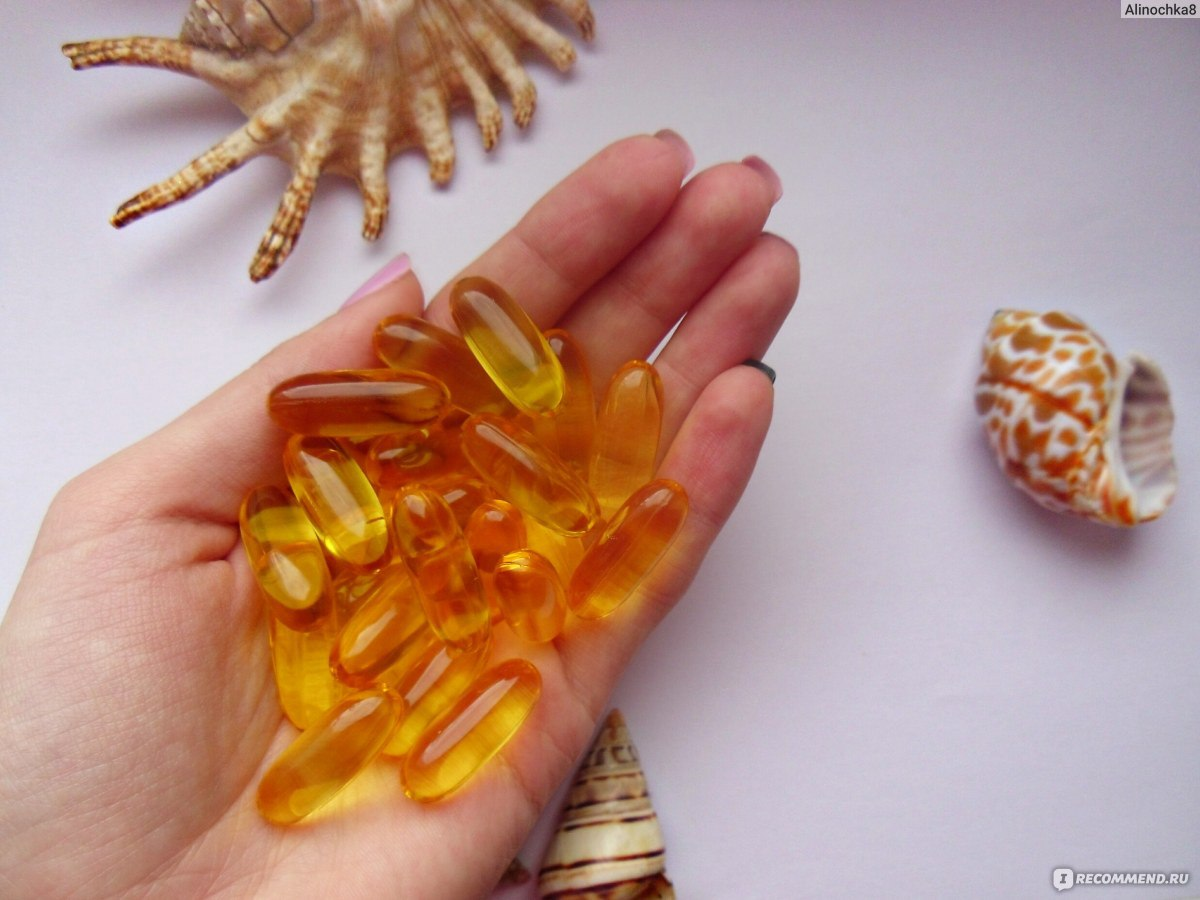 Рыбий жир в капсулах: польза и вред, отзывы