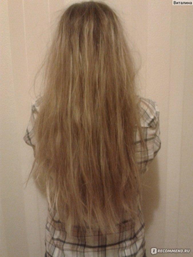 Kapous сыворотка для восстановления поврежденных волос