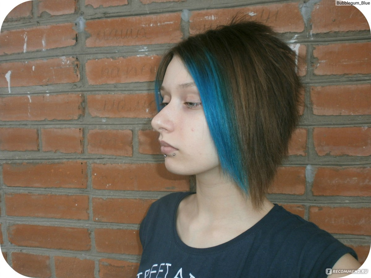 Как покрасить волосы краской crazy color