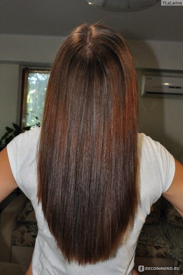 Форма волос сзади фото