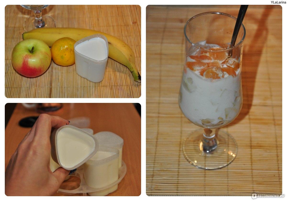 Как сделать вкусный йогурт из эвиталии