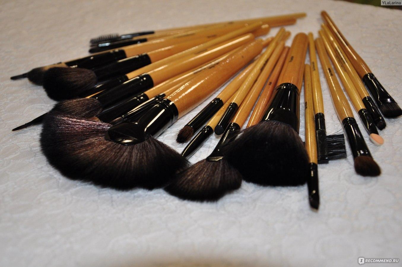 Кисти для макияжа алиэкспресс отзывы