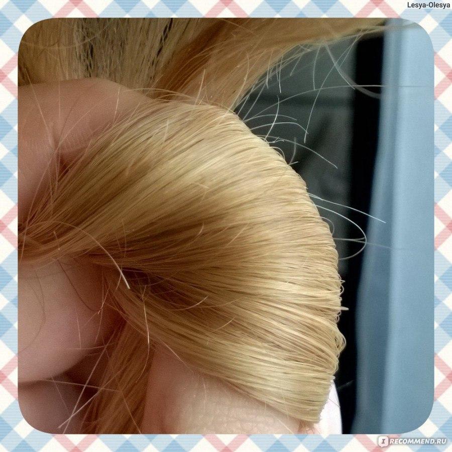 Если расчесывать волосы они будут блестеть
