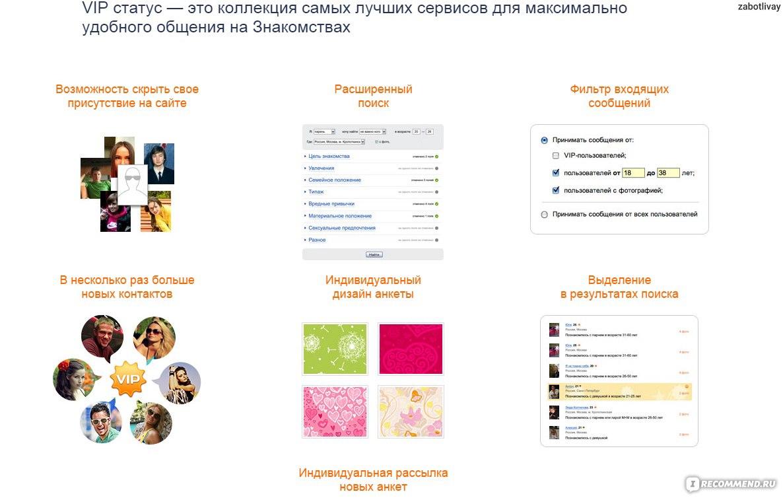 бесплатный сайт знакомств lovsia ru
