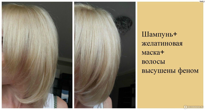 Желатиновое ламинирование волос в домашних условиях рецепт