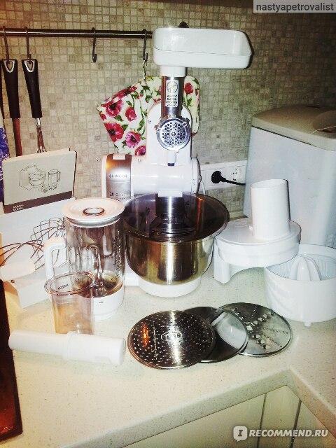 кухонный комбайн Bosch Profi Mix 47 отличная вещь но есть свои