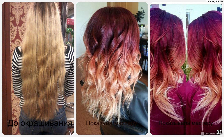 Покрасить хной искусственные волосы