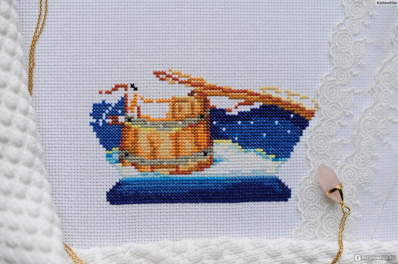 Наборы для вышивания Алиса Отзывы покупателей - Irecommend 34