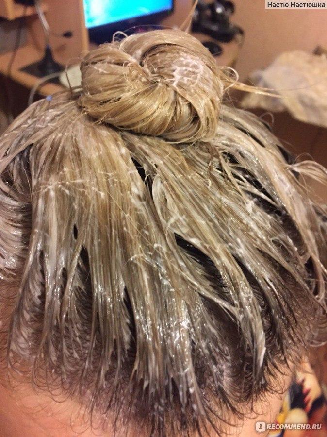 Краска для волос Londa professional интенсивное ... Тонирование Волос После Мелирования