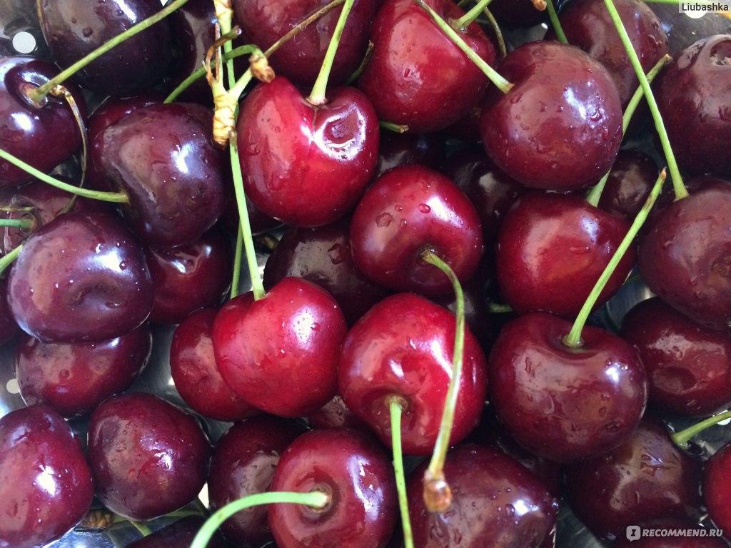 Сколько калорий в свежей черешне, можно ли использовать ее для похудения