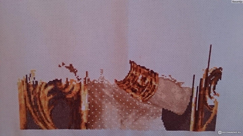 Набор для вышивания Золотое Руно МК-026: вышитые работы 36