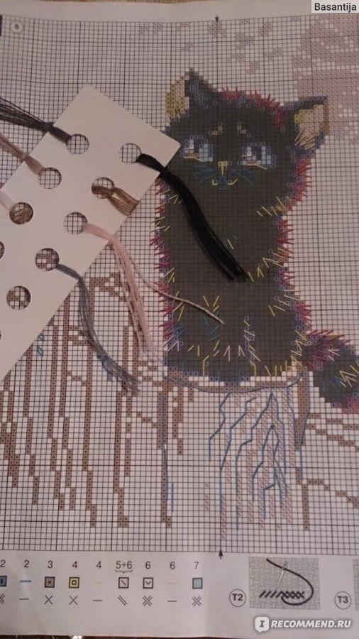 Вышивка риолис мечтатель