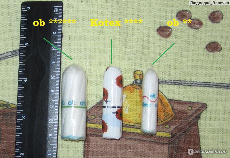 Размер тампонов в картинках фото 411-879