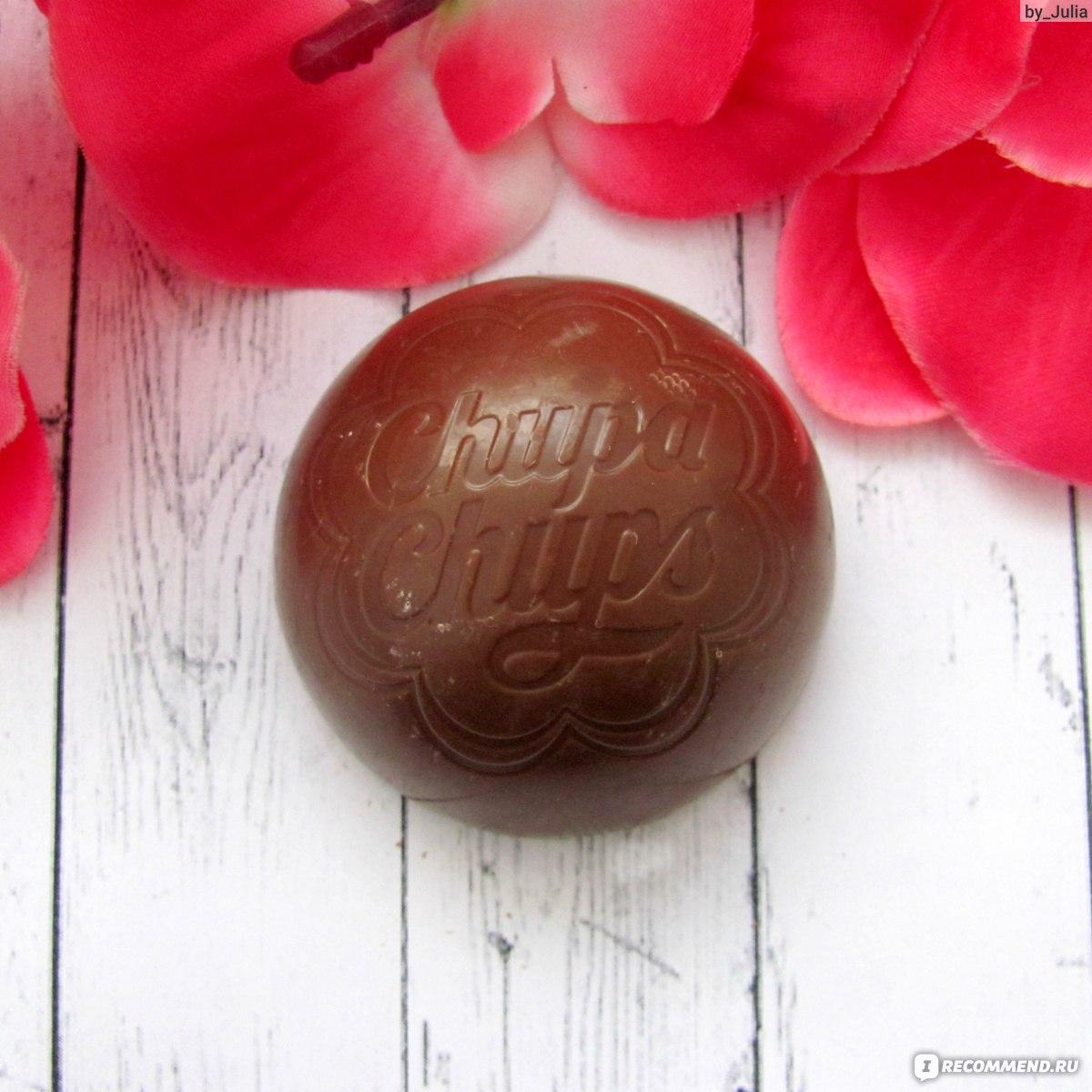 Как сделать чупа чупс из шоколада