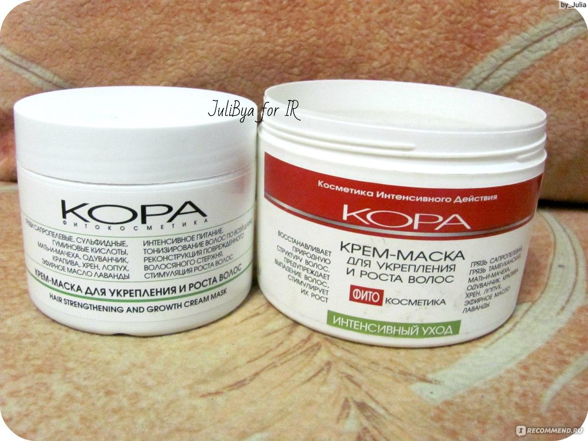 Маска для волос для роста и укрепления волос в домашних условиях