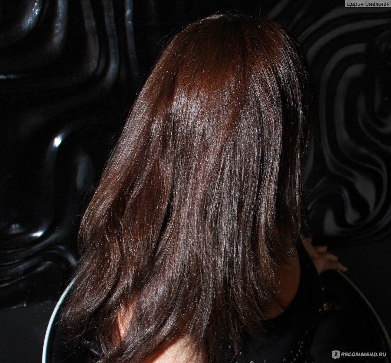 Осветляющая краска для тёмных волос