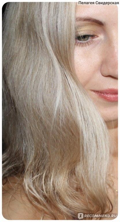 Модные тенденции окрашивания седых волос